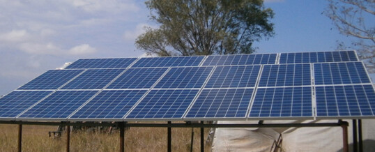 Nine Mile Solar Ground Mounted System